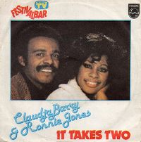 Cover Claudja Barry & Ronnie Jones - It Takes Two