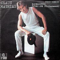 Cover Claus Mathias - Zeitmaschine