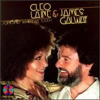 Cover Cleo Laine och James Galway - Sometimes When We Touch