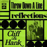 Cover Cliff & Hank - Throw Down A Line