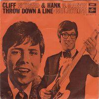 Cover Cliff & Hank - Throw Down A Line
