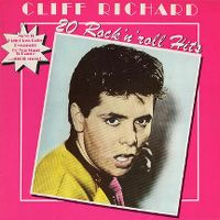 Cover Cliff Richard - 20 Rock 'N' Roll Hits