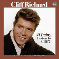 Cover Cliff Richard - 21 Today / Listen To Cliff!