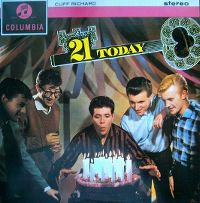 Cover Cliff Richard - 21 Today