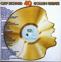 Cover Cliff Richard - 40 Golden Greats