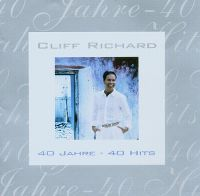 Cover Cliff Richard - 40 Jahre - 40 Hits