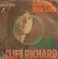 Cover Cliff Richard - A Brand New Song