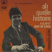 Cover Cliff Richard - Ah quelle histoire