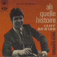 Cover Cliff Richard - Ah quelle histoire