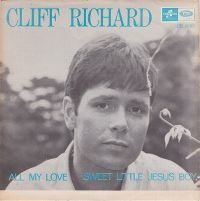 Cover Cliff Richard - All My Love