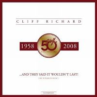 Cover Cliff Richard - And They Said It Wouldn't Last