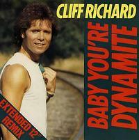 Cover Cliff Richard - Baby You're Dynamite