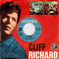 Cover Cliff Richard - Bin verliebt