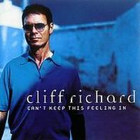 Cover Cliff Richard - Can't Keep This Feeling In