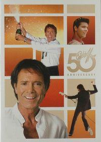Cover Cliff Richard - Cliff - 50th Anniversary Album