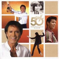 Cover Cliff Richard - Cliff - 50th Anniversary Album