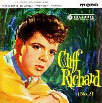 Cover Cliff Richard - Cliff Richard (No. 2)