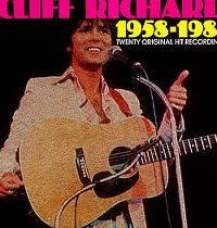 Cover Cliff Richard - Cliff Richard 1958-1981