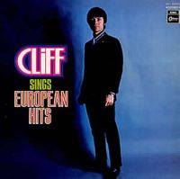 Cover Cliff Richard - Cliff Sings European Hits