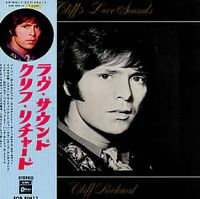 Cover Cliff Richard - Cliff's Love Sounds