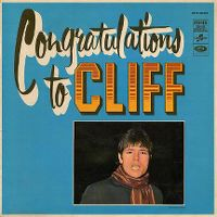 Cover Cliff Richard - Congratulations To Cliff