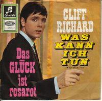 Cover Cliff Richard - Das Glück ist rosarot