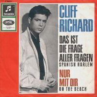 Cover Cliff Richard - Das ist die Frage aller Fragen