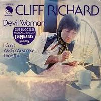 Cover Cliff Richard - Devil Woman