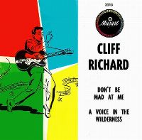 Cover Cliff Richard - Don't Be Mad At Me
