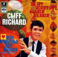 Cover Cliff Richard - Ein Sonntag mit Marie