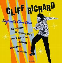 Cover Cliff Richard - England's Own Elvis