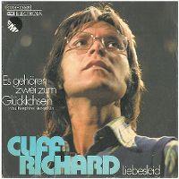 Cover Cliff Richard - Es gehören zwei zum Glücklichsein