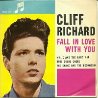 Cover Cliff Richard - Fall In Love With You