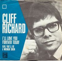 Cover Cliff Richard - Girl You'll Be A Woman Soon