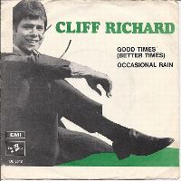 Cover Cliff Richard - Good Times (Better Times)