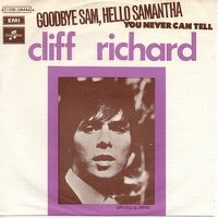 Cover Cliff Richard - Goodbye Sam, Hello Samantha