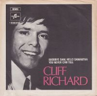 Cover Cliff Richard - Goodbye Sam, Hello Samantha