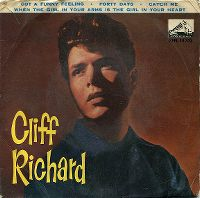 Cover Cliff Richard - Got A Funny Feeling