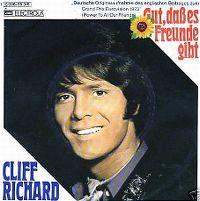 Cover Cliff Richard - Gut, dass es Freunde gibt
