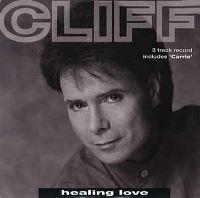 Cover Cliff Richard - Healing Love