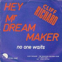 Cover Cliff Richard - Hey Mr. Dreammaker
