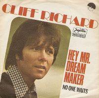 Cover Cliff Richard - Hey Mr. Dreammaker