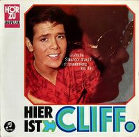 Cover Cliff Richard - Hier ist Cliff