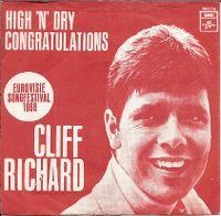 Cover Cliff Richard - High 'n' Dry