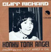 Cover Cliff Richard - Honky Tonk Angel