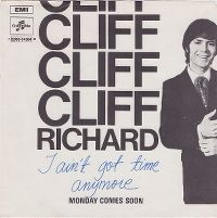 Cover Cliff Richard - I Ain't Got Time Anymore