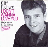 Cover Cliff Richard - I Don't Wanna Love You