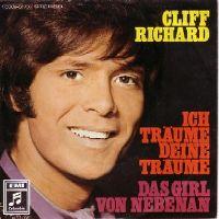 Cover Cliff Richard - Ich träume Deine Träume