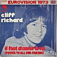 Cover Cliff Richard - Il faut chanter la vie
