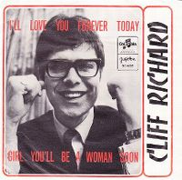 Cover Cliff Richard - I'll Love You Forever Today